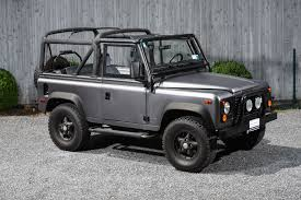 original land rover defender 1997 land rover defender 90 stock 52 for sale near valley stream
