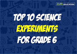 top 10 science experiments for class 5 kids