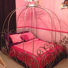 Rooms To Go Princess Bed Fancy Metal Cinderella Carriage Bed 11 In Decoration Ideas Design