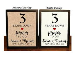 3rd wedding anniversary gifts for 3rd anniversary gift 3rd wedding anniversary gift gift for 3rd