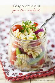 pasta salad recipe easy delicious and easy pasta salad i heart nap time