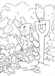 peter rabbit coloring pages glum