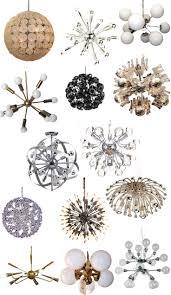 Chandeliers Under 50 by Best 25 Sputnik Chandelier Ideas On Pinterest Mid Century