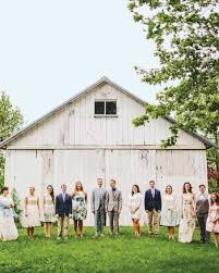What To Wear To Backyard Wedding 16 Things You Need To Know To Pull Off An Outdoor Wedding Martha