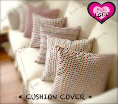 new home decorative items u2013 cushion cover pause for love