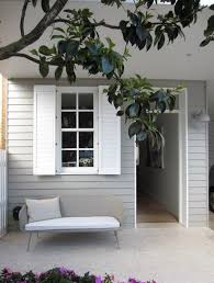 light grey weatherboard with white trim exterior pinterest