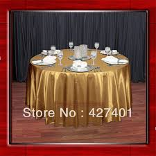 wedding table linens for sale sale gold shaped poly satin table cloth wedding meeting party
