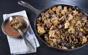 thanksgiving kansas city thanksgiving dressing ibis bakery cast iron skillet stuffing