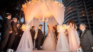weddings st wedding venues in miami the st regis bal harbour resort