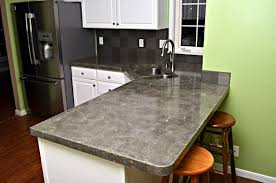 kitchen concrete kitchen countertops with regard to remarkable