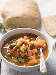 easy spicy vegetable soup with a secret ingredient