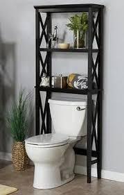 over the toilet shelving unit 2 leaning bathroom ladder over toilet shelf knock off wood