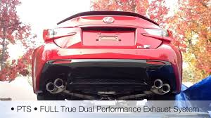 lexus rc f starting price 2015 lexus rc f u2022 pts joez series full exhaust demo youtube