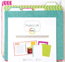 6x8 Page Protectors Craft House The Original Home Of Project Life