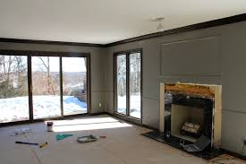 exclusive brown glass sliding door on wall wardrobe with large f