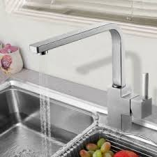 faucet kitchen sink china square design stainless steel kitchen sink faucet with csa