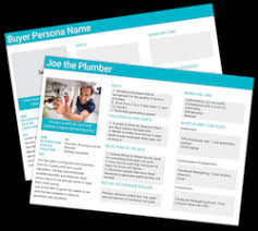 buyer personas identify and market to your ideal client template