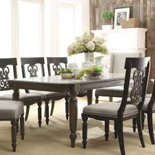 kitchen expandable round dining table stylish tables design