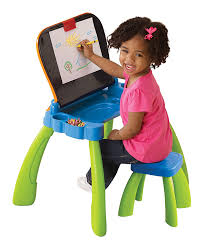 Playskool Desk Amazon Com Vtech Touch And Learn Activity Desk Frustration Free
