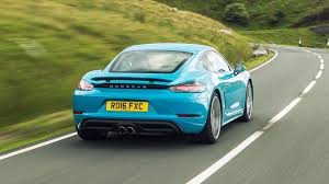 old porsche spoiler porsche 718 cayman s review 2016 by car magazine