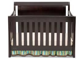 Convertible Cribs Canada Delta Madisson 4 In 1 Convertible Crib Espresso Walmart Canada
