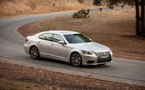 2014 lexus ls 460 recall the 10 most dramatic car facelifts of the past few years