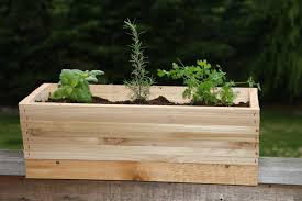 home design the best planters for deck railss