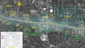 Georgia Road Map Behold The Most Expensive Road Project In Georgia History