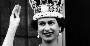 Queen Elizabeth by The Coronation Of Queen Elizabeth Ii On 2nd June 1953