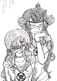 mardi gras masks coloring pages mardi gras masks coloring pages