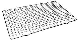 grille de cuisine ibili 780825 grille rectangulaire à gâteaux 40x25 cm amazon fr