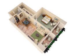 3d plans floor floor one pier one floor lamps one bedroom floor plans one
