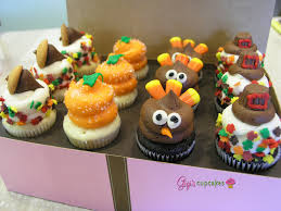 gobble boxes are turiffic great for thanksgiving dessert for