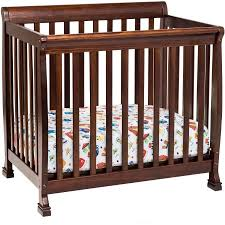 Walmart Mini Crib Davinci Kalani 2 In 1 Mini Crib Espresso Walmart