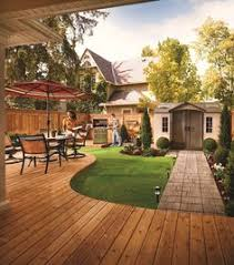 Awesome Backyard Ideas Awesome Backyard Deck Ideas For Outdoor Lounge Space Http Www