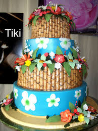 Tropical Themed Cake - hansen u0027s cakes august 2009