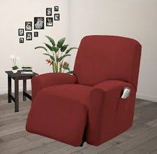 Couch Covers For Reclining Sofa by Recliner Slipcover Ebay