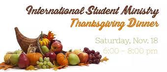 international student ministry thanksgiving dinner waypoint church