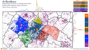 Map Of Loudoun County Va Statchat From The Demographics Research Group At Uva