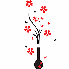 compare prices on cartoon flower wallpaper online shopping buy