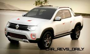 renault duster oroch 2014 renault dacia duster oroch 4wd pickup truck 19