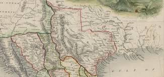 Mayan Ruins Mexico Map by Mexico California And Texas 1851 U2013 Save Texas History U2013 Medium