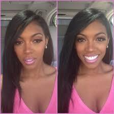 what is porsha stewart hair line or weaves rhoas porsha stewart this hair beauty pinterest