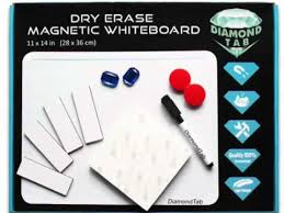 kitchen white board how to mount diamondtab dry erase magnetic kitchen white board