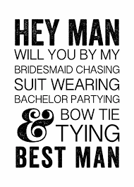 will you be my best print will you be my groomsmen free printable