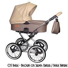 abc design 3tec obaby abc design 3tec brown beige travel system with car seat pram