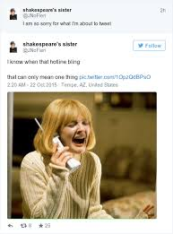 Shakespeare Lyrics Meme - here s how drake s hotline bling took over the internet