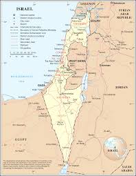 Blank Map Of Ancient Middle East by Outline Of Israel Wikipedia