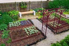 backyard garden ideas vegetables outdoor furniture design and ideas