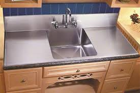 Kitchen Sinks With Drainboard by Culinary Gourmet Stainless Steel Kitchen Sinks